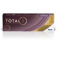 Alcon Dailies Total 1 Multifocal, 30er Pack / 8.50 BC / 14.10 DIA / -10.00 DPT / Low ADD