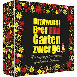 Bratwurst, Bier und Gartenzwerge (Kartenspiel)