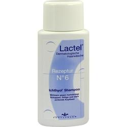 Lactel Nr.6 Ichthyol-Shampoo