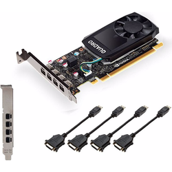 PNY Grafikkarte Quadro P620 DVI V2 (2GB), Grafikkarte