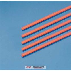 Krick Bowdenzugrohr 1,5 m rot Außen-Ø 3 mm (VE10) / 70402