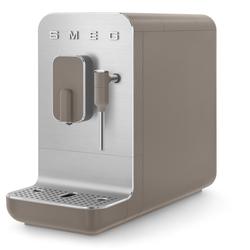 BCC02 Kompakte Kaffeevollautomat mit Dampffunktion im 50er Jahre Retro Design Kaffeemaschine
