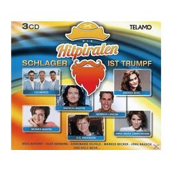 VARIOUS - Hitpiraten,Schlager Ist Trumpf (CD)