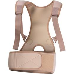 VITALmaxx Rücken Stützgürtel, zur Unterstützung der Muskulatur SM (S/M) - 97 cm