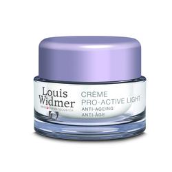 Louis Widmer Creme Dermatologische Pflege Gesicht Creme Pro-Active Light