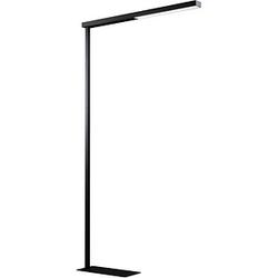 Hansa LED Beryll Stehlampe schwarz 50 W