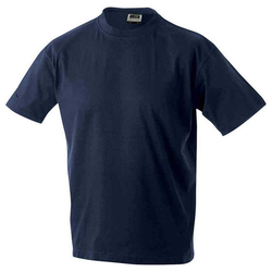 Basic T-Shirt S - 3XL | James & Nicholson petrol XL