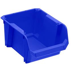 Lagersichtkasten 3 Blau