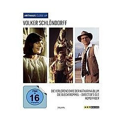 Volker Schlöndorff - Arthaus Close-Up Arthaus Close-Up - DVD  Filme
