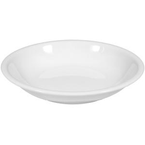 Seltmann Weiden COMPACT weiß uni Suppenteller 22 cm 6 Stück
