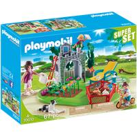 Playmobil Country SuperSet Familiengarten