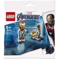 Lego Marvel Avengers Iron Man Dum-E 30452