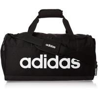 adidas Duffle Bag Linear S black/black/white