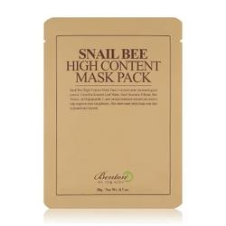 Benton Snail Bee High Content maseczka w płacie  1 Stk