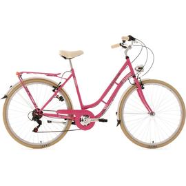 KS-CYCLING Casino 28 Zoll RH 48 cm Damen rosa