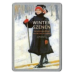 Winter-Szenen