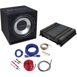 Crunch CBP1000 Car-HiFi-Set