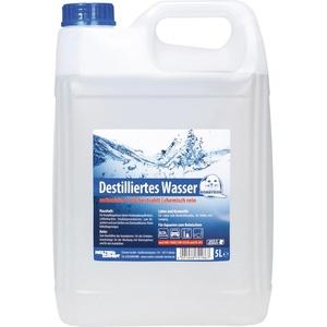 WerkzeugHERO Destilliertes Wasser 5L Kanister ROBBYROBnartikel ( Inh.144 Stück )
