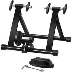 COSTWAY Rollentrainer Cycletrainer Fahrradtrainer Heimtrainer 54 cm x 60 cm x 40 cm