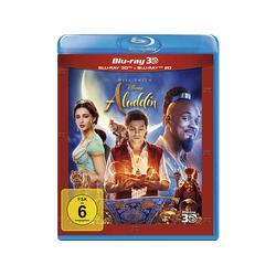 Aladdin 3D Blu-ray (+2D)