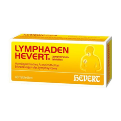 LYMPHADEN HEVERT Lymphdrüsen Tabletten 40 St