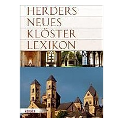 Herders Neues Klösterlexikon. Thomas Sterba  - Buch