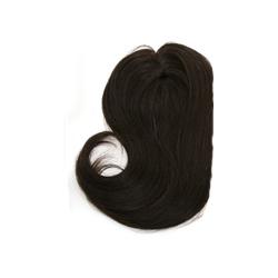 L'IMAGE Haarteil Dunkel Braun 30 cm