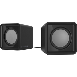 Speedlink TWOXO PC-Lautsprecher schwarz