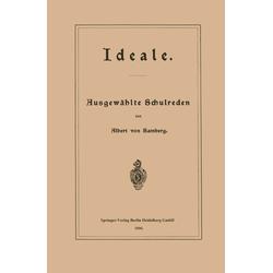 Ideale als Buch von Albert Von Bamberg/ Albert von Bamberg