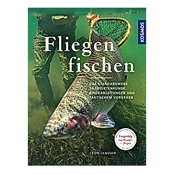 Fliegenfischen. Leon Janssen  - Buch