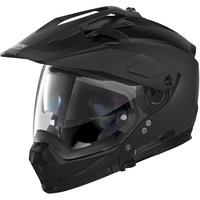 Nolan N70-2 X Classic N-Com Helm, schwarz, Größe S