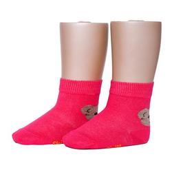 Steiff Socken Bärli, rot
