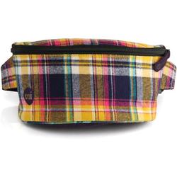 Gürteltasche MI-PAC - Bum Bag Tartan Navy (003) Größe: OS