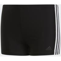 adidas 3 Stripes Swim Boxer Schwarz, 104