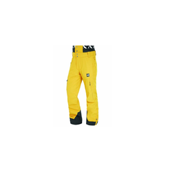 Picture Snowboardhose Picture Herren Hose Object gelb XL