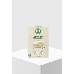 Lebensbaum Kaffeefilter Größe 4 100 Stück