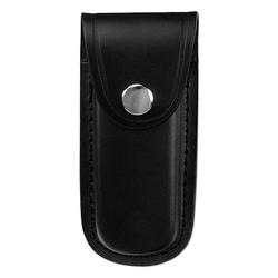 HERBERTZ Lederetui für Taschenmesser - schwarz - 2649110
