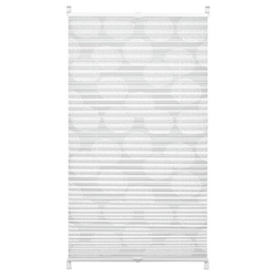 Plissee EASYFIX Plissee Maja weiß 80 x, GARDINIA