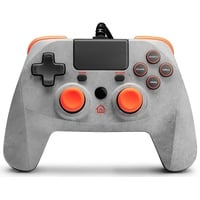 Snakebyte Game:Pad 4S grau/orange