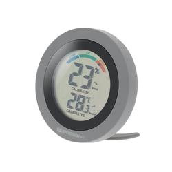 BRESSER Thermometer Circuiti Neo digitales Thermometer und Hygrometer