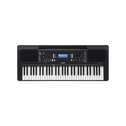 Yamaha Keyboard PSR-E373, Tastatur mit Anschlagsdynamic