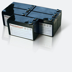 Batteriesatz für Legrand Trimod HE Batterie-Modul 310843
