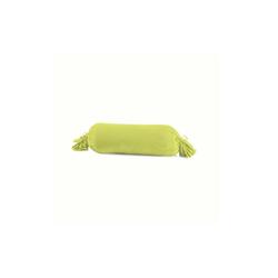 Schlafgut Kissenbezug Mako Jersey in kiwi, 15 x 40 cm