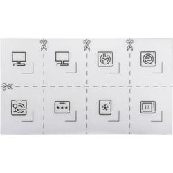 Merten Zubehör System Design Lotosweiß MEG3927-6000
