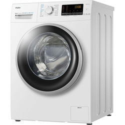 Waschmaschine HW80-B1439, Waschmaschine, 43126767-0 weiß weiß