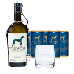 Windspiel Gin & Windspiel Tonic Set
