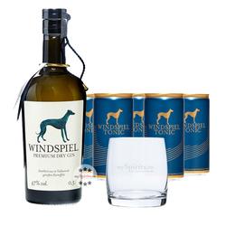 Windspiel Gin & Windspiel Tonic Set