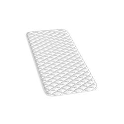 Matratzenschoner Topper Matratzenschoner 90x200 cm Matratzen-Auflage weiß Baumwolle, VitaliSpa®