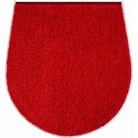 Badematte »Room«, rot Grund, gemustert