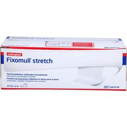 FIXOMULL stretch 15 cmx2 m 1 St.
